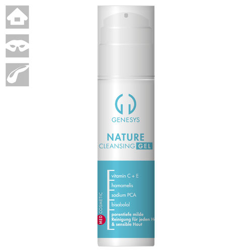 NATURE CLEANSING Gel Reinigung 100ml